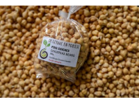 Germinations de pois chiches bio, en sac, format de 200g